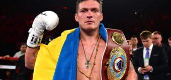 Український боксер Олександр Усик став абсолютним чемпіоном світу, вигравши бій у росіянина