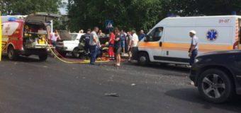Поблизу Луцька зіткнулись дві автівки. Є постраждалі
