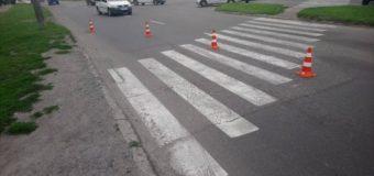 У Луцьку автомобіль збив пішохода