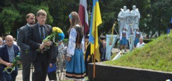 На Волині вшанували пам'ять жертв польсько-українського конфлікту часів Другої світової війни. ФОТО