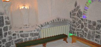 У Ковелі в двох дитсадках облаштували соляні кімнати. ФОТО
