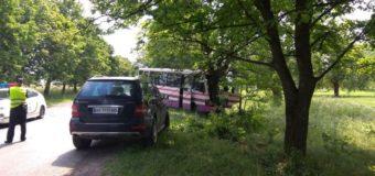 На Волині в ДТП потрапив рейсовий автобус