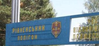 На Рівненському полігоні під час військових навчань розірвало міномет. Є загиблі та поранені