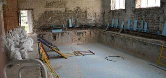 У луцькій гімназії капітально відремонтують басейн