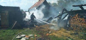 На Волині за добу ліквідували 8 пожеж