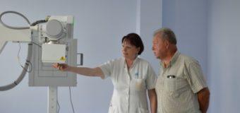 У луцькій поліклініці відкрили сучасний рентгенкабінет. ФОТО
