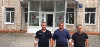 На Волині 35 рятувальників здали кров для українських лікарень