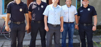 Розпочала роботу перша в Любомльському районі поліцейська станція