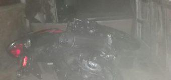 Із перехватами та погонею: у Луцьку поліцейські оперативно затримали викрадений у Ківерцях автомобіль. ВІДЕО