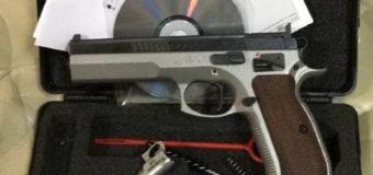 На Волині затримали зловмисника, який займався контрабандою зброї з Європи