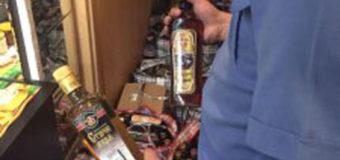 У Луцьку ліквідували підпільне виробництво фальсифікованого алкоголю