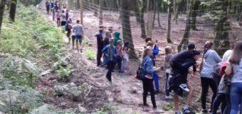 Діти з Луганської області побували у «Волинській Швейцарії»