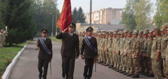 Зенітно-ракетний полк у Володимирі-Волинському отримав Бойовий Прапор. ФОТО