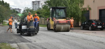 Найдовша вулиця приватного сектору Луцька матиме нове дорожнє покриття