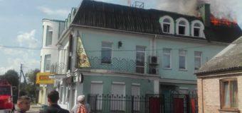 Подробиці пожежі на вулиці Ковельській у Луцьку