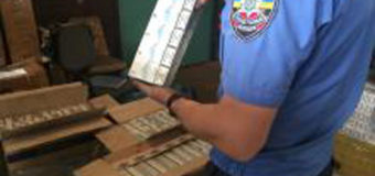На Волині податкова міліція вилучила тютюнових виробів на півмільйона гривень