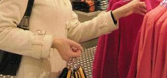 На Волині судили жінку, яка вкрала з магазину одяг і взуття