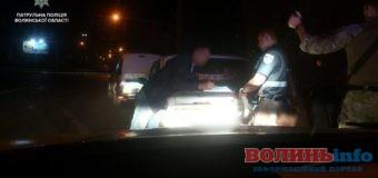 У Луцьку п'яний водій намагався підкупити патрульних