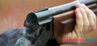 На Волині поліція вилучила у чоловіка рушницю