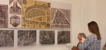 У Художньому музеї Луцька – виставка до Дня міста [Фото]