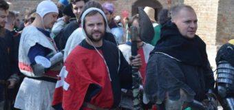 У Луцькому замку – фестиваль лицарських боїв. ФОТО