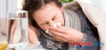 У жовтні сезон грипу?
