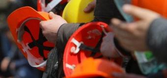 Волинські шахтарі знову протестують