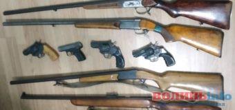Волиняни добровільно здають зброю