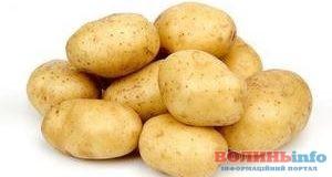 Чим корисна картопля для краси та здоров'я