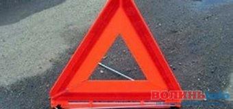 На Волині 10-річна дитина потрапила під колеса авто