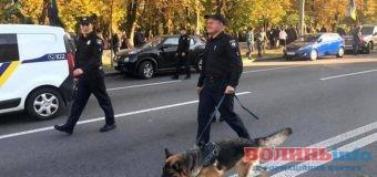 Масові заходи в Україні пройшли без грубих порушень порядку