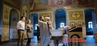 Як фотографувати хрещення та інші обряди у храмі