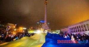 До Дня Гідності та Свободи: вірші про Майдан