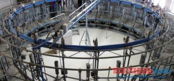 Молочний комплекс відкрили на Волині