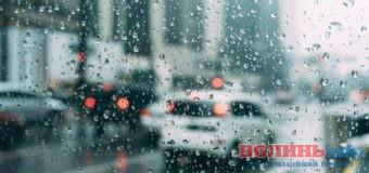 Холодно і мокро: погода у Луцьку 15 листопада