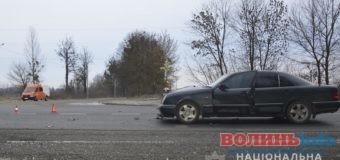 На Волині пенсіонерка потрапила під колеса автомобіля