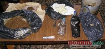 Скільки наркотиків знайшли у волинян