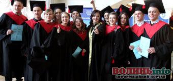Луцькі студенти отримали дипломи (+ ФОТО)