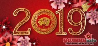 Китайський гороскоп на 2019 рік