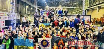 Волинські бійці здобули першість на чемпіонаті України