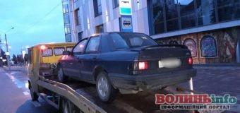 Волинські патрульні  за ніч виявили чотирьох нетверезих водіїв