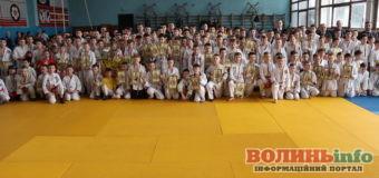 Шлях до перемоги: у Луцьку змагались бійці(+ФОТО)