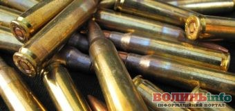 У Рожищенському районі вилучили арсенал зброї
