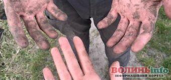 Волонтерка та АТОвець на Волині самостійно погасили лісову пожежу