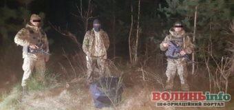 На Волині затримали контрабандистів