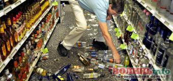 Чи платити за розбиту пляшку в магазині