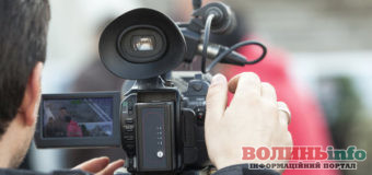 У Луцьку напали на знімальну групу, поліція встановлює обставини