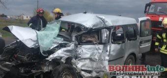 Поліція Волині шукає свідків смертельної аварії