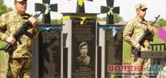 На Волині відкрили монумент героям УПА