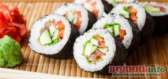 Как часто можно есть суши?